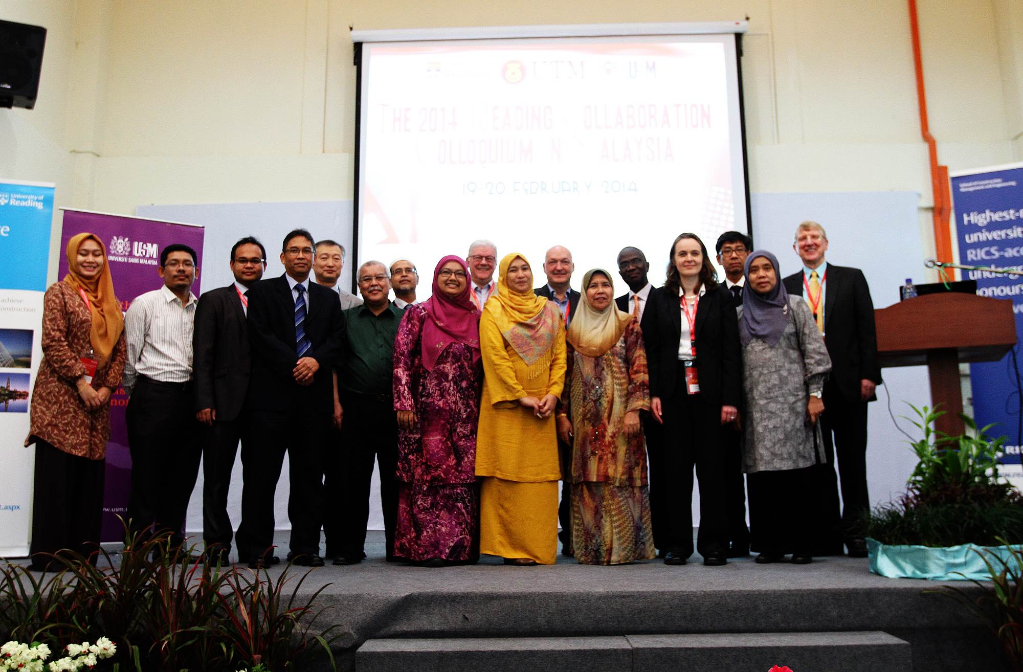 The 2014 Reading Collaboration Colloquium in Malaysia
