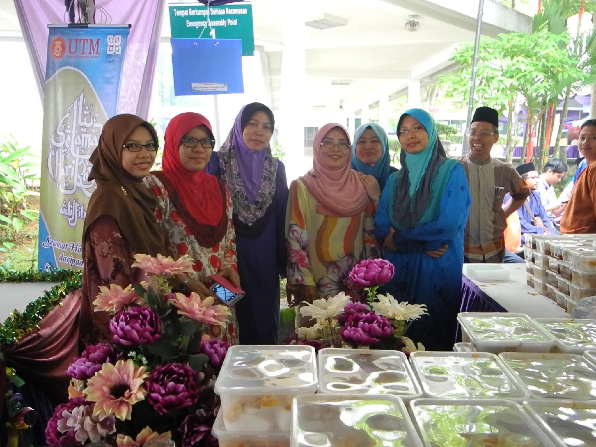 Majlis Sambutan Hari Raya 1435H – Peringkat UTM