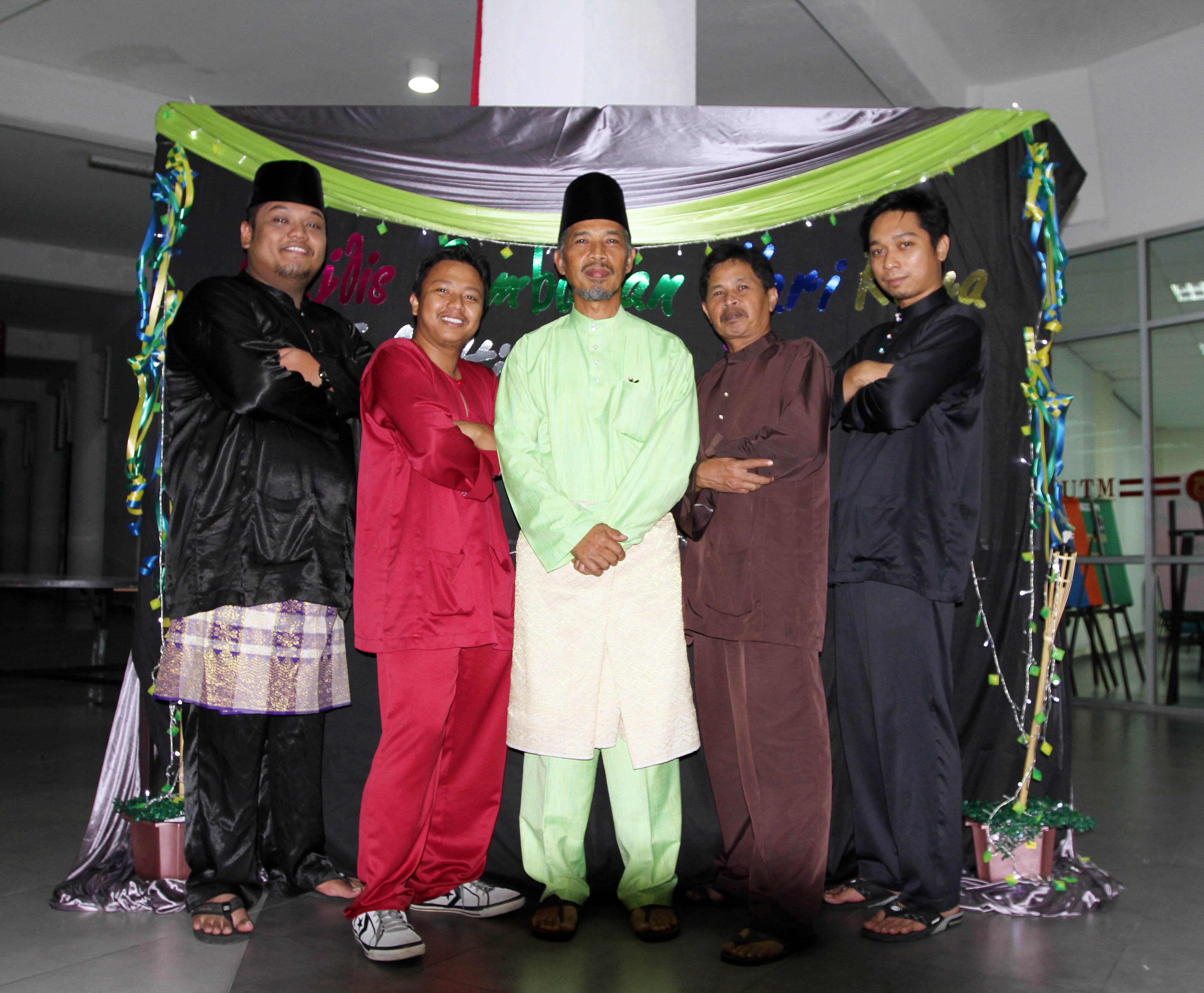 Majlis Sambutan Hari Raya 1435H – Peringkat Fakulti
