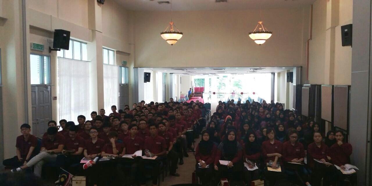 Program Pendaftaran Mahasiswa Baru Sesi 2014/2015