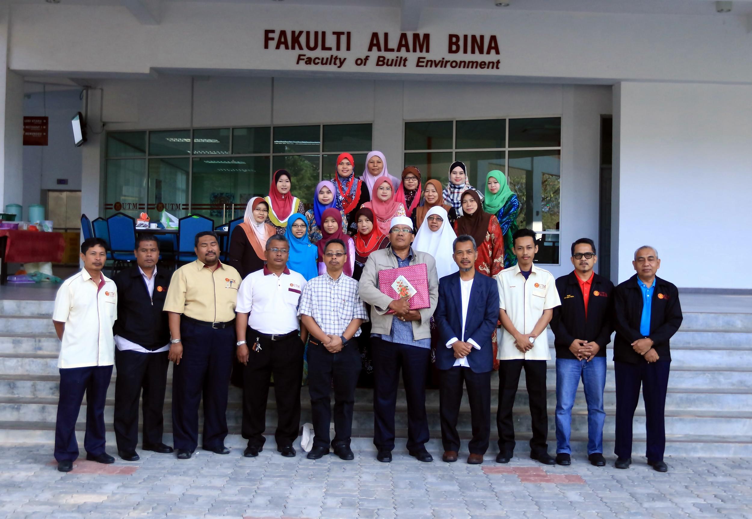 Majlis Persaraan Saudara Abdul Rahman Bin Mat Lipon