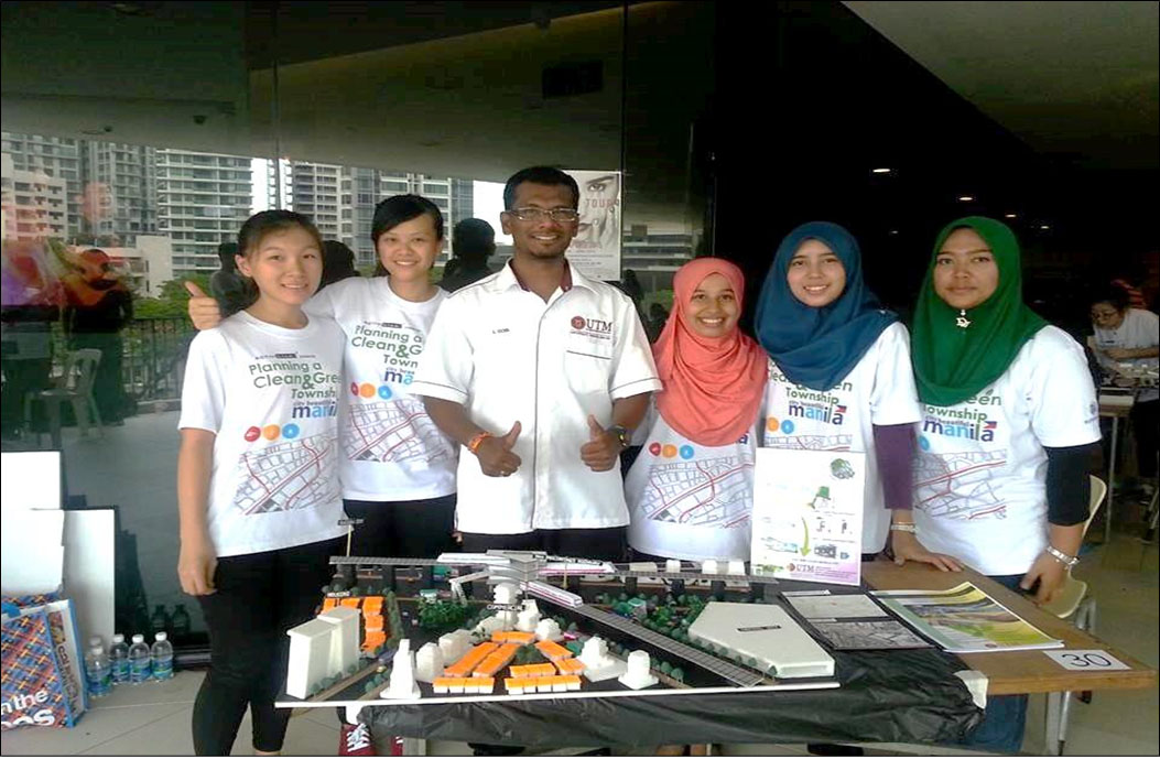 "Urban Planning Students Win ""Most Innovative Model Township Award"""