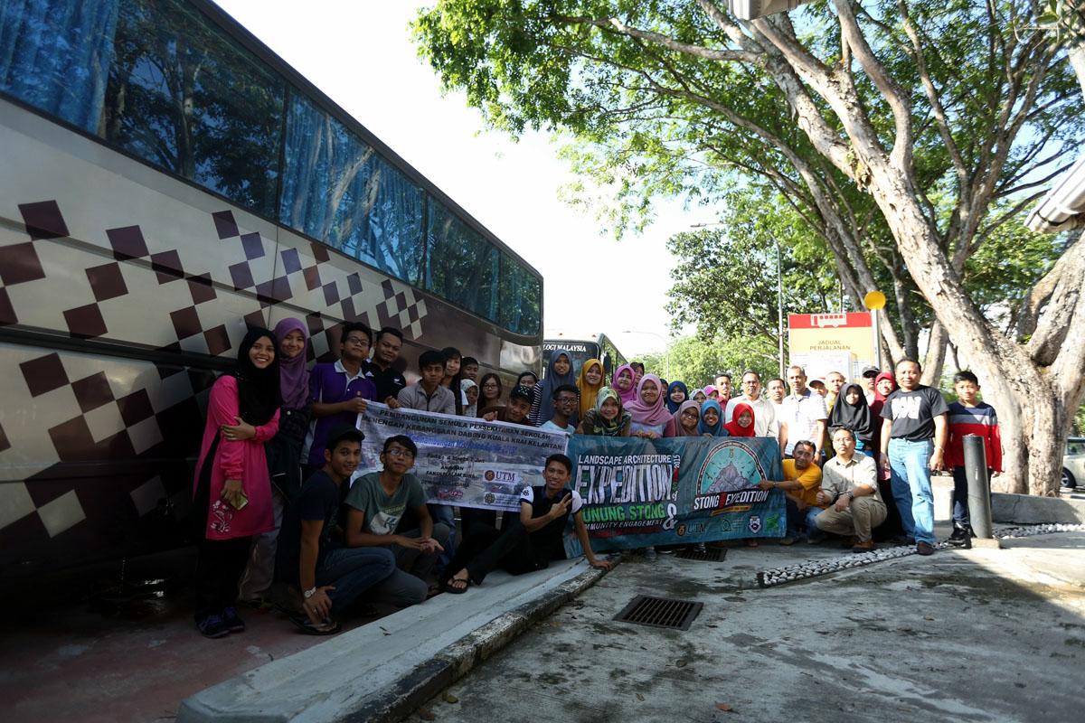 Community Engagement Sekolah Menengah Kebangsaan Dabong, Kuala Krai, Kelantan