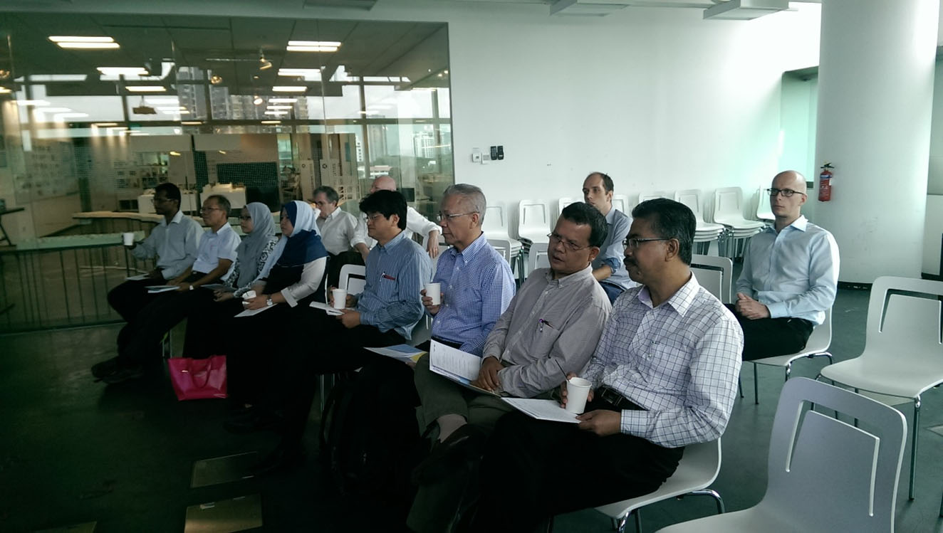 Strategic Collaboration between Singapore-ETH Centre (SEC) and Department of Urban and Regional Planning Takes Off