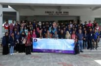 Lawatan dari Institut Pertanian Bogor