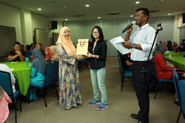 Perjumpaan Pelajar bersama Penyelaras (Jabatan Perancang Bandar dan Wilayah)
