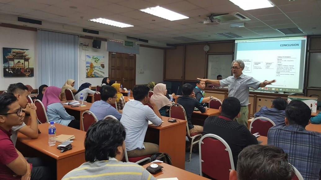 UTM & IIUM Landscape Architecture Research Design Workshop