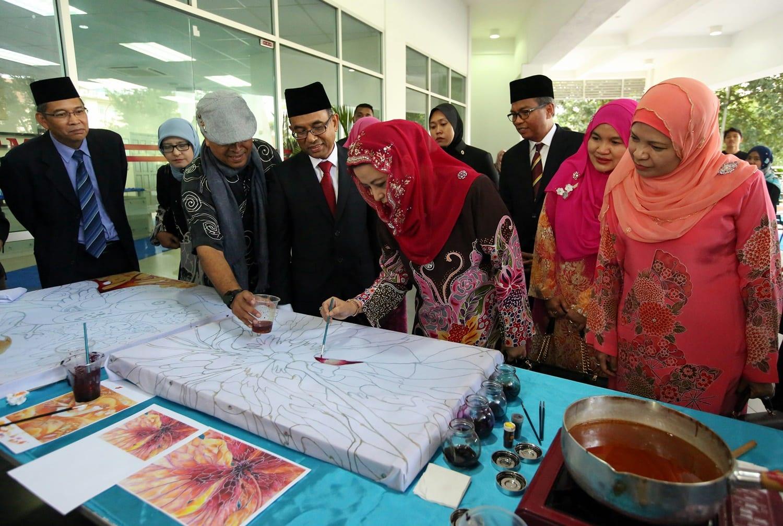 Program Canting Batik