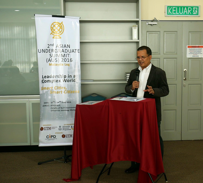 2nd Asian Undergraduate Summit (AUS) 2016