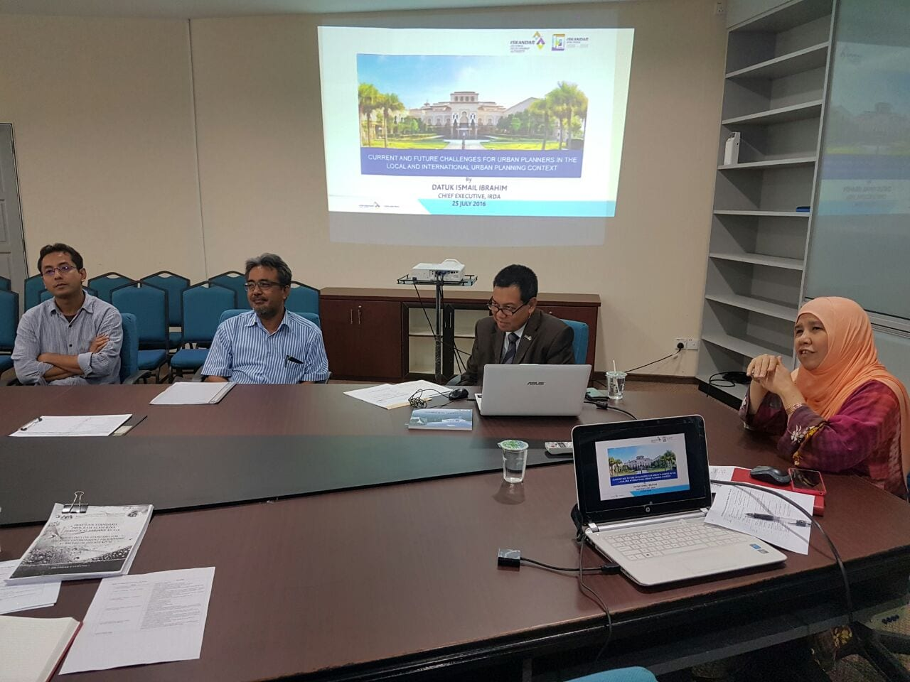 Bengkel Semakan Kurikulum dan Silibus Sarjana Muda Perancangan Bandar dan Wilayah (SBEP)