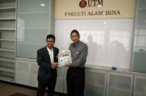 Courtesy Visit by Universitas Bung Hatta (UBH) Delegation to UTM