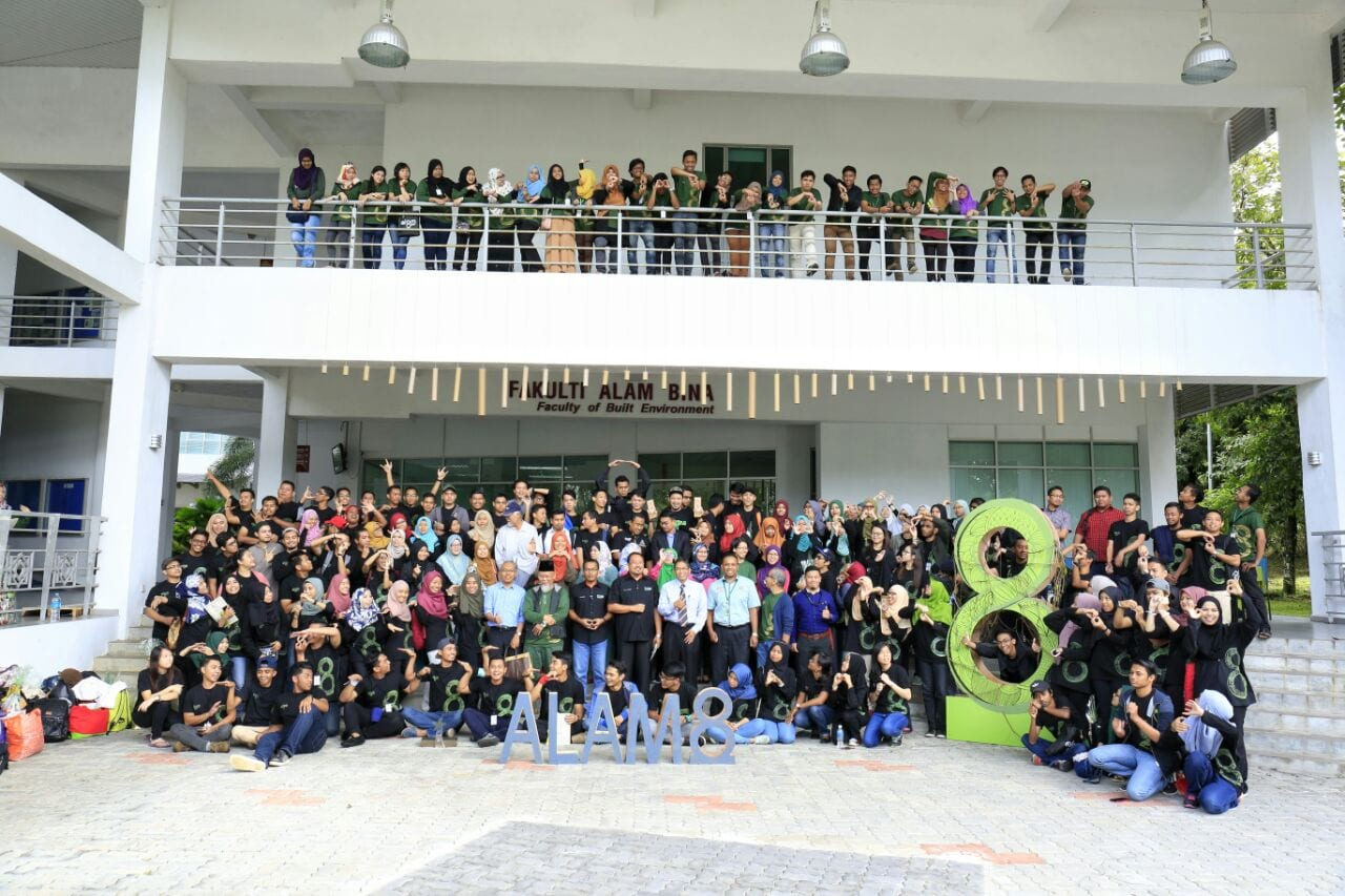 8th Assembly of Landscape Architecture Students Malaysia