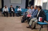 Sesi engagement Pejabat Harta Bina bersama warga FAB