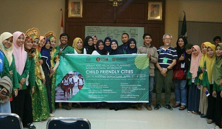 Child Friendly Cities Workshop