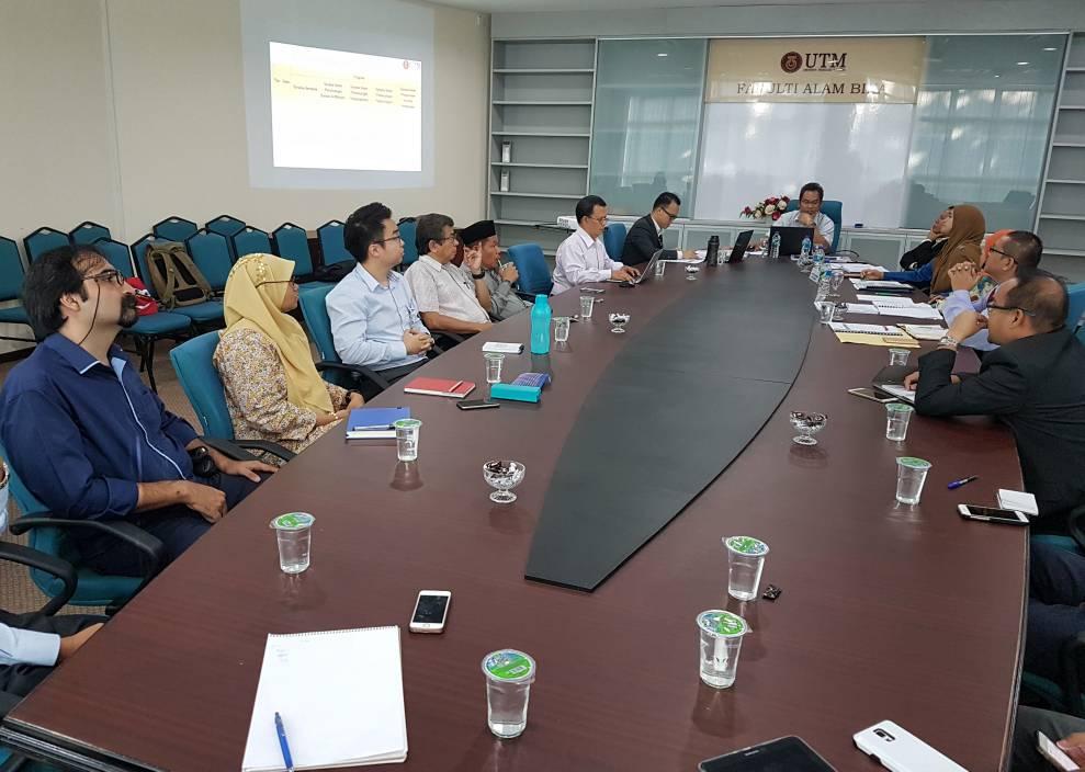 Lawatan Audit Pematuhan Program Pasca Siswazah 2017