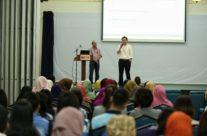 Talk on MRT Project by KVMRT Representatives