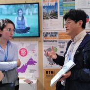 "UTM-LCARC Exhibits and Promotes Malaysia's ""Science to Action"" (S2A) Approach to City-level Climate Change Action Plan-making at COP 23"