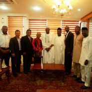 Kunjungan Hormat oleh Universiti Nasarawa Nigeria