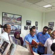 "Malis Pelancaran Buku ""Exploring the Cultural Landscape of Johor"""