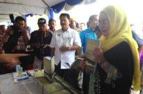Booth Pameran Landskap Bandar Tenggara