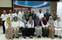 Universiti Teknologi Malaysia (UTM) & Universitas Sebelas Maret (UNS) Research Workshop