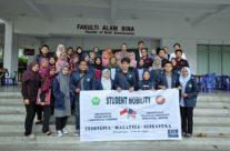 Lawatan Mobiliti Pelajar Universitas Bung Hatta ke FABU.