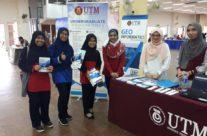 Pemasaran Program Geoinformatik di Kolej Matrikulasi Pahang, Gambang