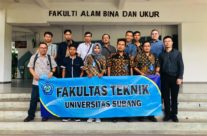 Lawatan Delegasi Universitas Subang, Bandung, Indonesia