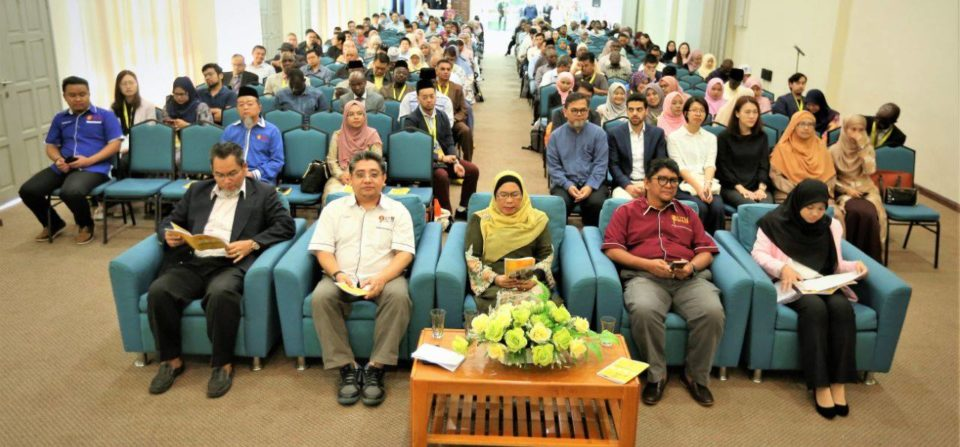 1st International Graduate Conferencing of Built Environment & Surveying (GBES 2019)