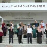 Lawatan Akreditasi Sarjana Muda Ukur Bahan di FABU