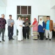 Majlis Perasmian Galeri KALAM oleh Dekan Fakulti Alam Bina dan Ukur