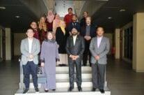 Program Senibina telah mengadakan sesi dialog bersama Panel Industri Penasihat Terkemuka