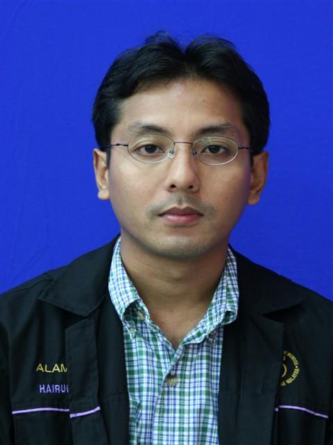 Hairul Nizam Bin Ismail
