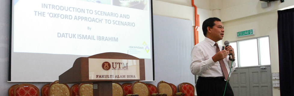 Datuk Professor Ismail Ibrahim's Public Lecture 9 Oct. 2014