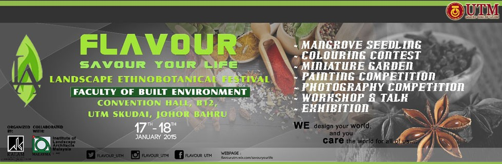Flavour Savour Your Life Landscape Ethnobotanical Festival