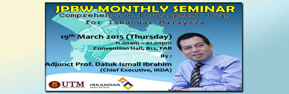 JPBW Monthly Seminar
