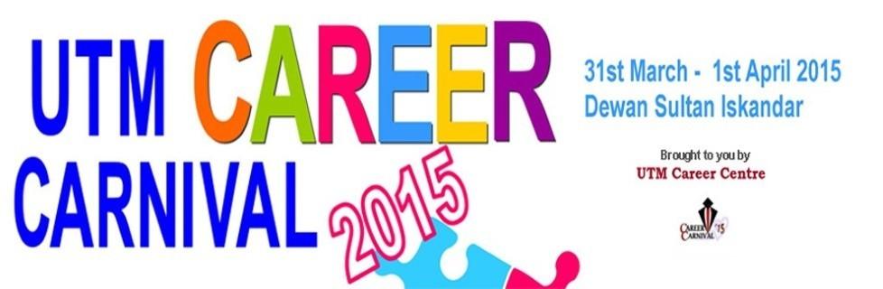 UTM Career Carnival 2015