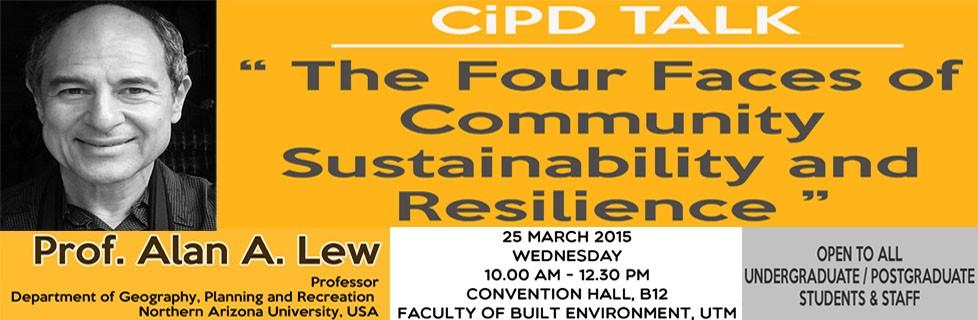CiPD Talk