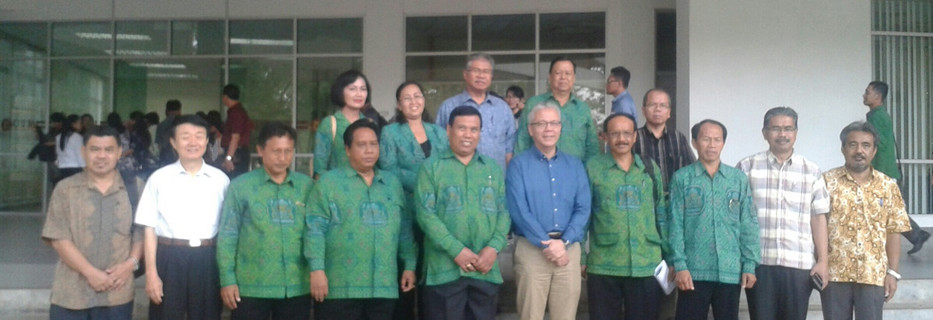Visit by Delegation from Universitas Mahasaraswati, Bali, Indonesia to Center for Innovative Planning and Development