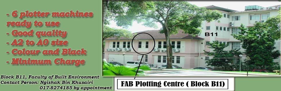 FAB Plotting Centre