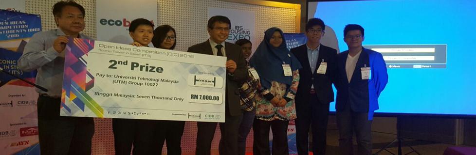 The Malaysian Structural Steel Association (MSSA) Open Ideas