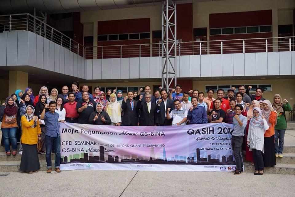 QS-Bina Society Alumni Reunion (QASIH 2016)