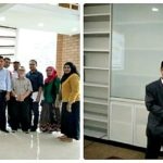 Courtesy Visit by Universitas Bung Hatta (UBH) Delegation to UTM