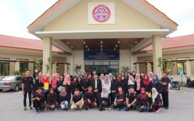 Taklimat Pembangunan Daerah Mersing