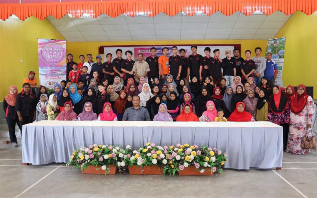 Program Komuniti Lestari 2017 di Felda Ulu Penggeli, Johor