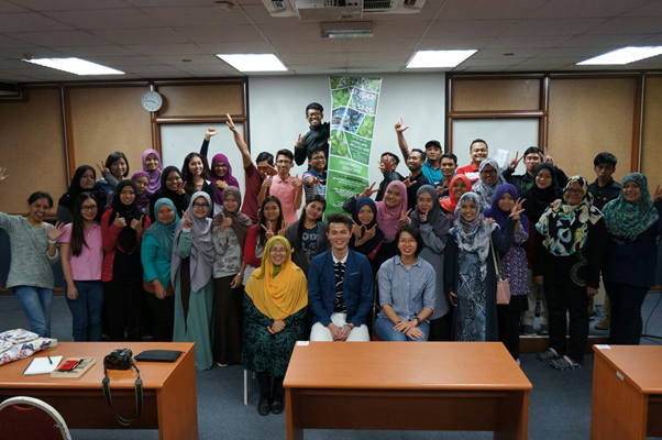 Landscape UTM Alumni Workshop Series 2017