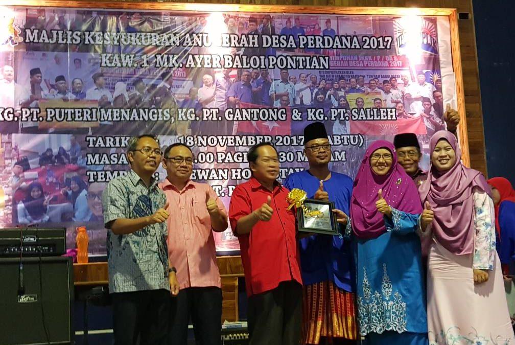 Majlis Kesyukuran Kampung Puteri Menangis