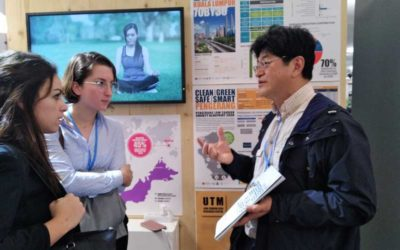 """UTM-LCARC Exhibits and Promotes Malaysia's """"Science to Action"""" (S2A) Approach to City-level Climate Change Action Plan-making at COP 23"""