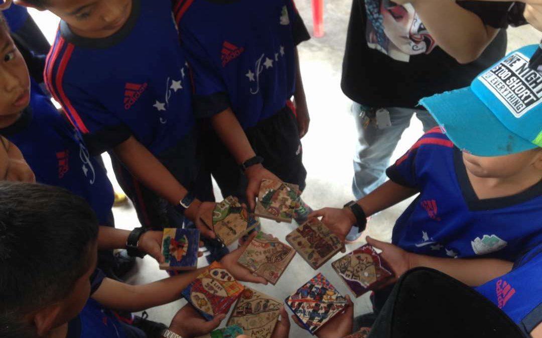 Community Social Responsibility – Kampung Parit Jawa Ulu