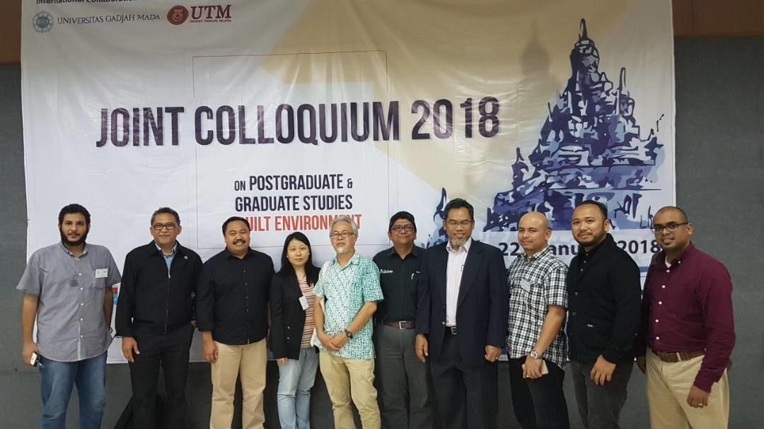 Joint Postgraduate  Colloquium 2018